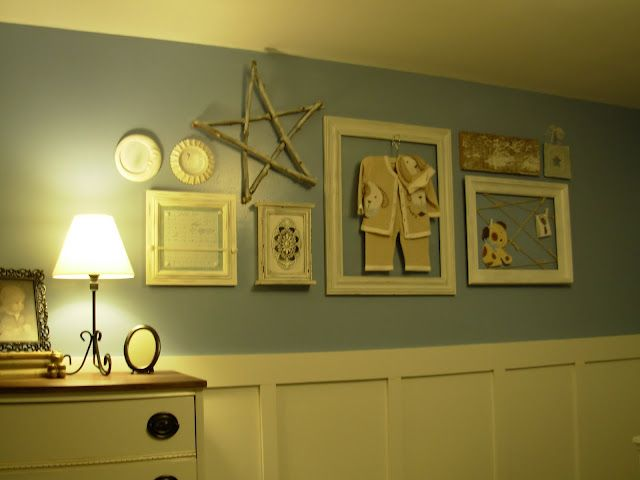 Beauty 4 Ashes: Nursery Reveal: Gallery Wall | Just for My Baby ...