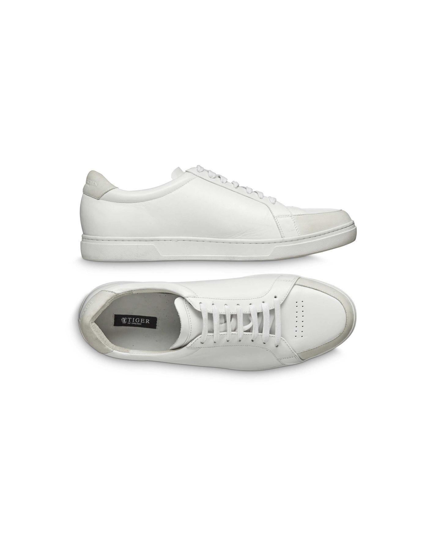 Arne sneakers in White from Tiger of