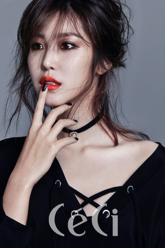 Secret S Hyosung Is A Beauty In Solo Pictorial With Ceci Beauty Beauty Around The World Hyosung Secret