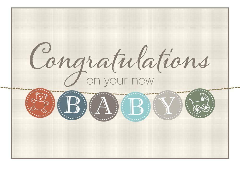 new baby congrats