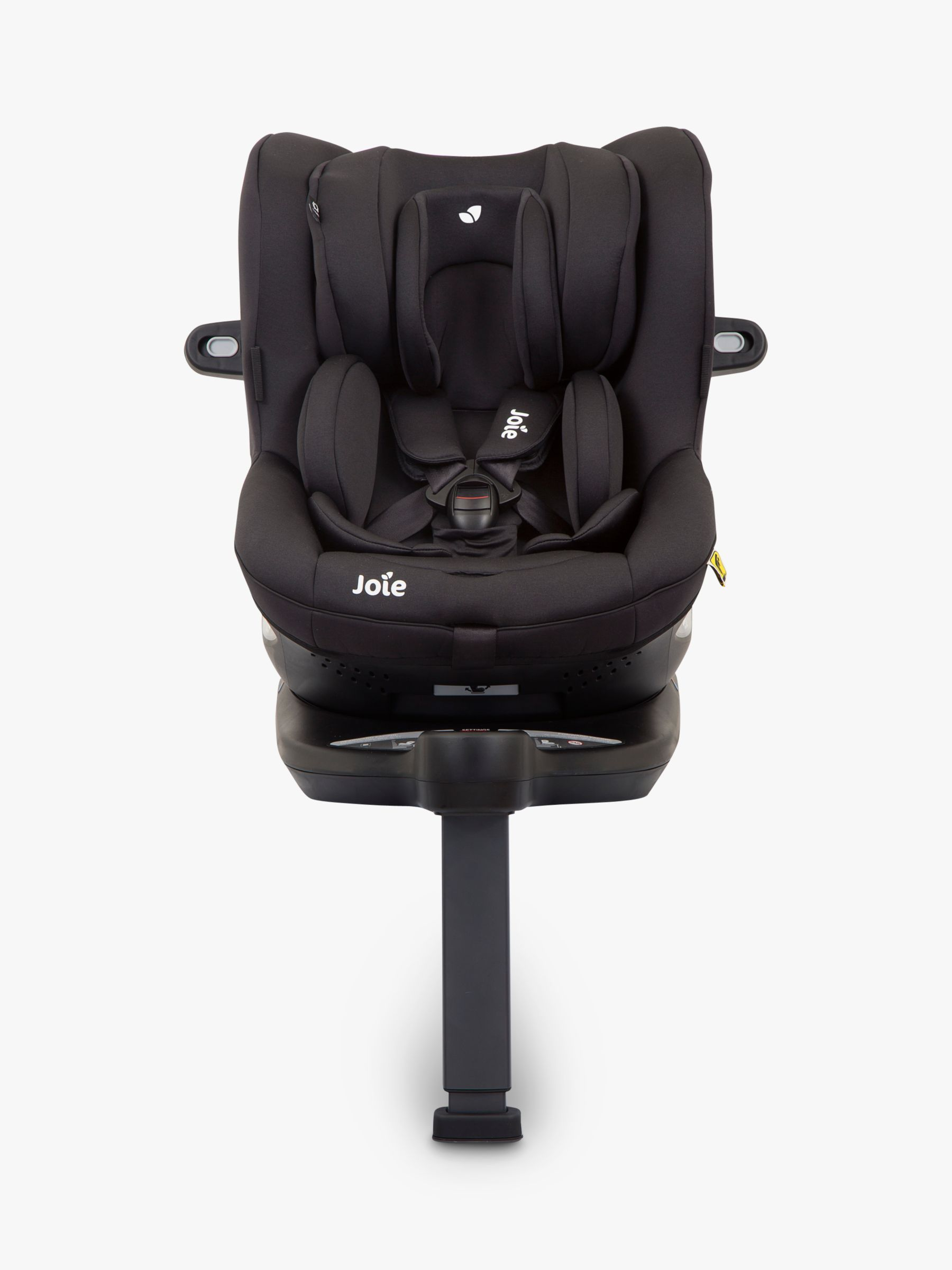 Joie iSpin 360 Group 0+/1 iSize Car Seat, Coal Car