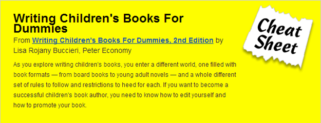 Writing Children S Books A Cheat Sheet Writers Write Writing Childrens Books Book Writing Tips Writing Kids Books