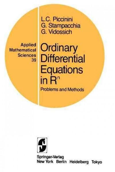 Ordinary differential equations in r the differential equations ordinary differential equations in r fandeluxe Images
