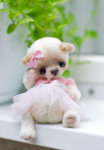 Pappy Pinky) by By Dadykina Natasha | Bear Pile