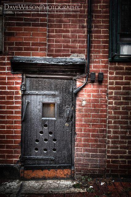 Tiny Door Beacon Hill Boston Doors Doors Boston Doorway