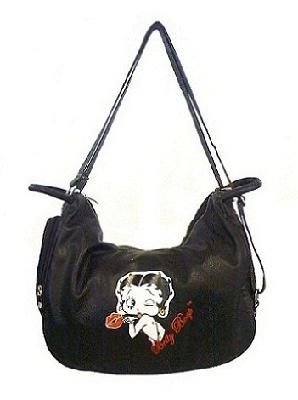 BETTY BOOP 4-IN-1 BAG - FREE SHIPPING