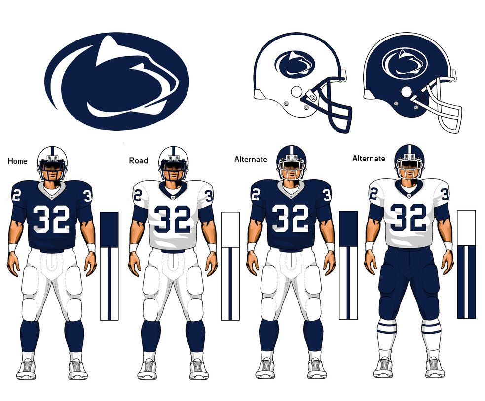 Concept uniform | Penn State | Pinterest