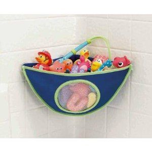 Munchkin Corner Baby Bath Toy Organiser Blue Amazon Co Uk Baby Bath Toy Storage Kids Bath Toys Baby Bath Toys