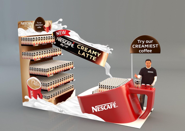 Exhibition Stand Design Egypt : Nescafe egypt بحث google stand other pinterest