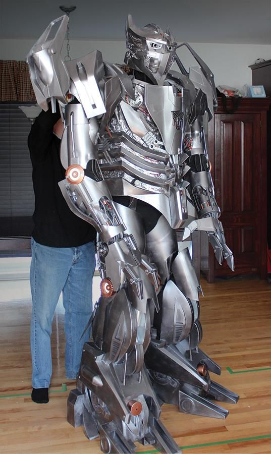 A Robotic Suit Good Enough To Deceive A Decepticon | Popular Science