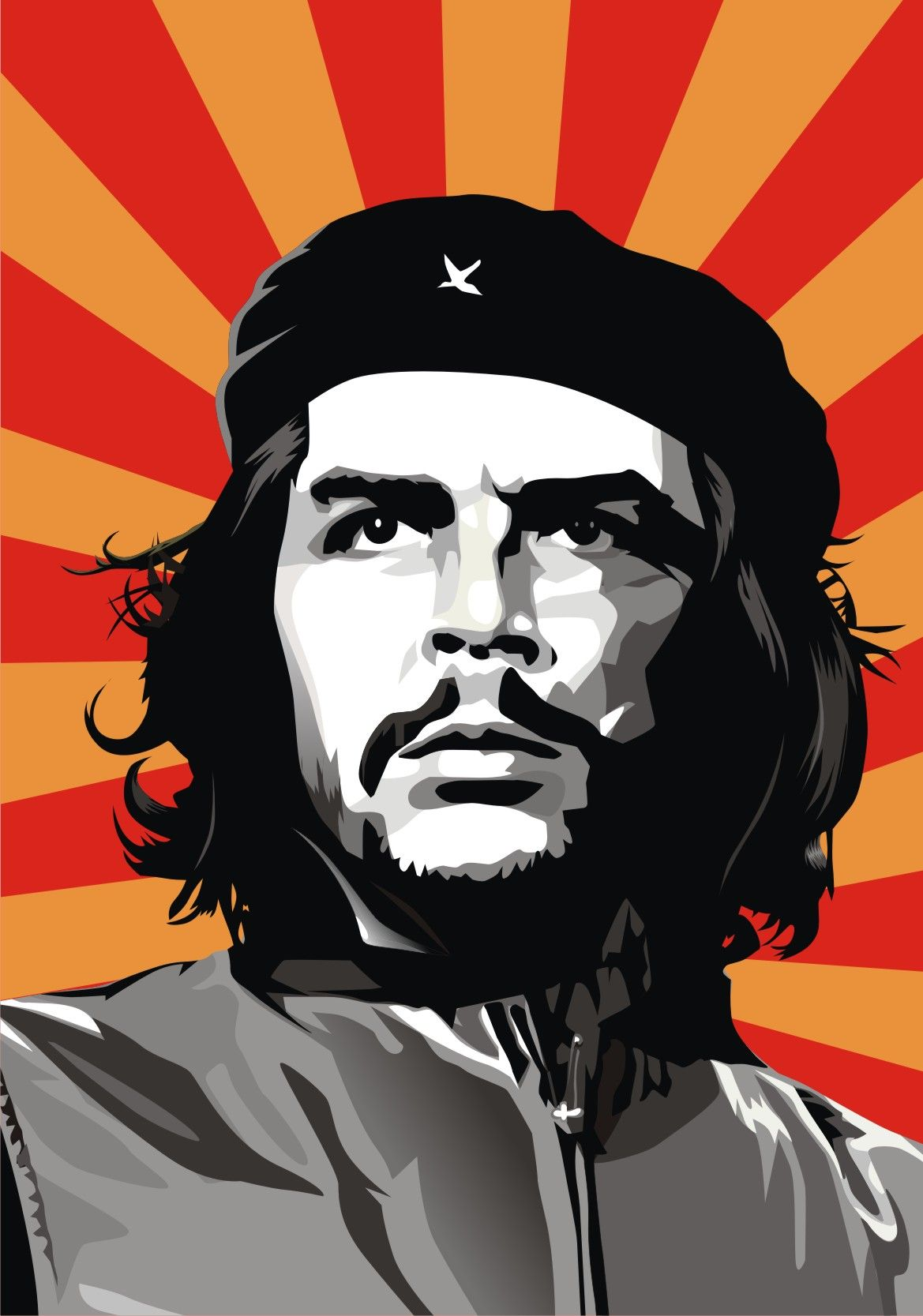 Che Guevara | Pop art, Che guevara, Ritratti