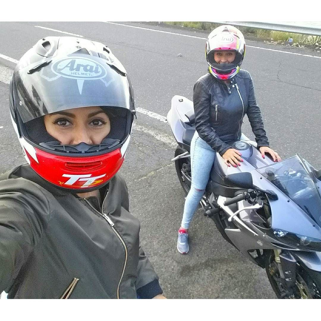 Real Motorcycle Women - patri_mendez