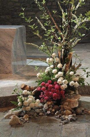compo car me p ques 11 art floral liturgie pinterest. Black Bedroom Furniture Sets. Home Design Ideas