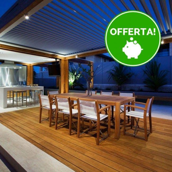 Pavimento da esterno legno TEAK ASIA - Promo ALL INCLUSIVE ...