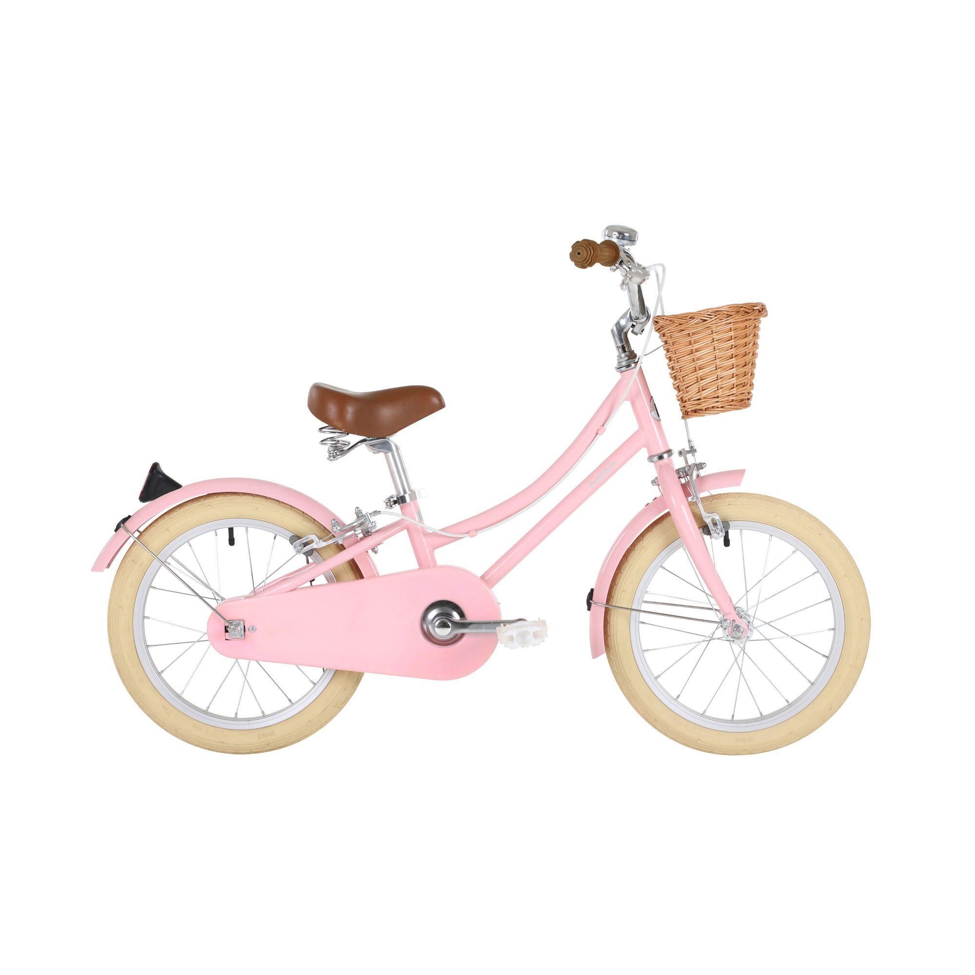 Bobbin Gingersnap 16 Kinderfahrrad Blossom Pink Jugendrader Unter 7 Jahre Wiggle Deutschland Kinder Fahrrad Kinderfahrrad Fahrrad