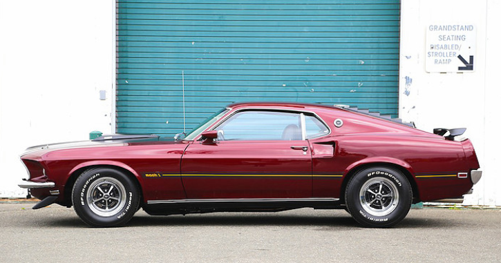 Spectacular 1969 Ford Mustang Mach 1 Video Review Ford Mustang