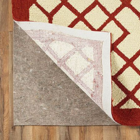 Add Extra Cushioning To Your Favorite Rugs With This