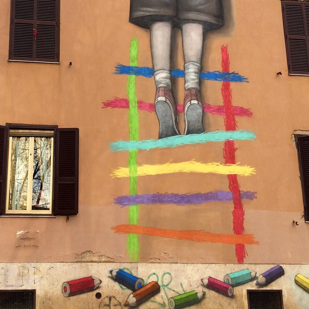 Artist: Seth  Location: Tor Marancia Rome  ℹ More info at StreetArtRat.com  #travel #streetart #street #streetphotography #tflers #sprayart #urban #urbanart #urbanwalls #wall #wallporn #graffitiigers #art #graffiti #instagraffiti #instagood #artwork #mural #photooftheday #streetartistry #instagraff #instagrafite #streetarteverywhere #rome #italy