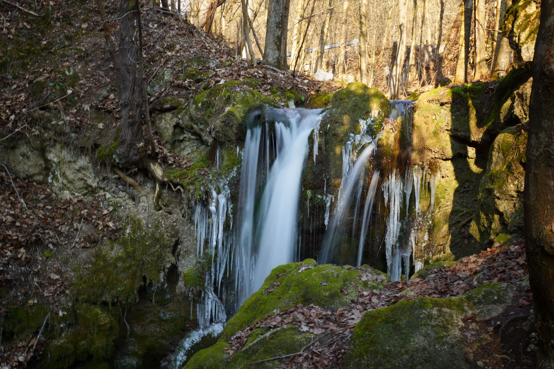 Háj Waterfall, Slovakia