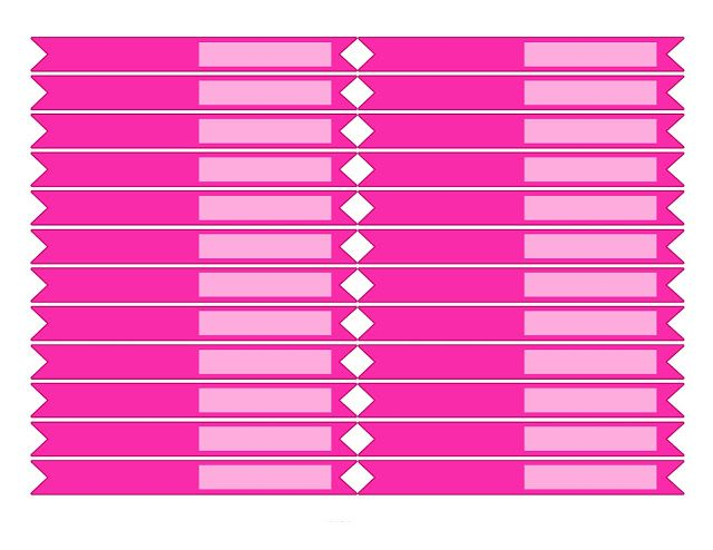 cupcake express free printable paper straw flags printables