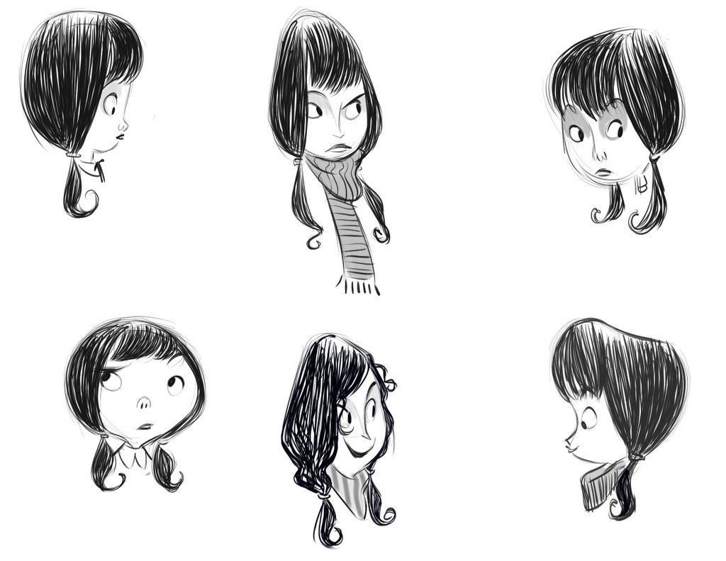 Character design by Shannon Tindle