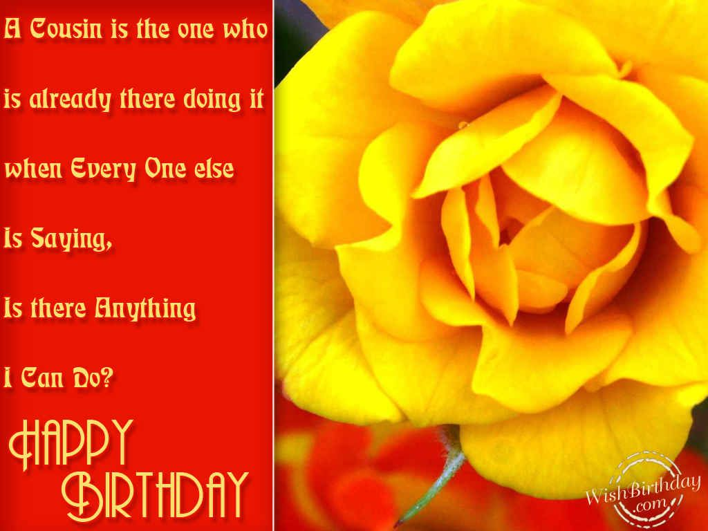 171 Best images about Relative Birthday – Birthday Greeting to a Cousin