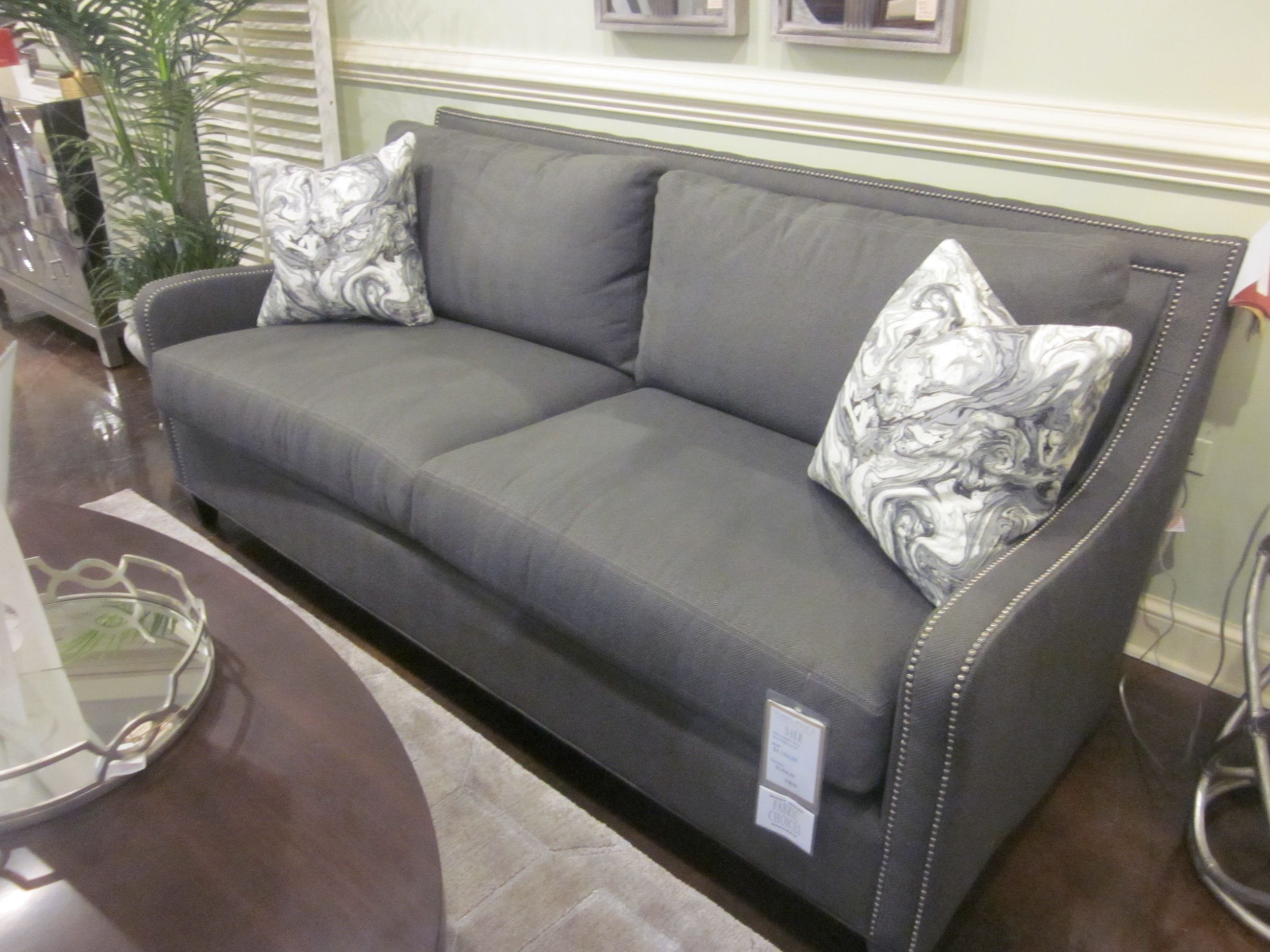 CR Laine Ramsey sofa at Toms Price $2936 CACH