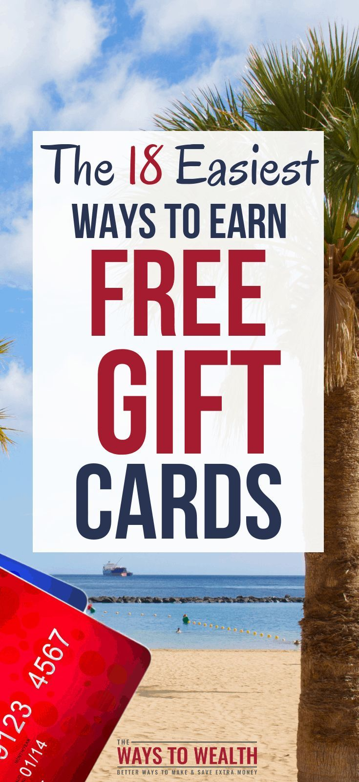 17 easy ways to get free gift cards free gift cards