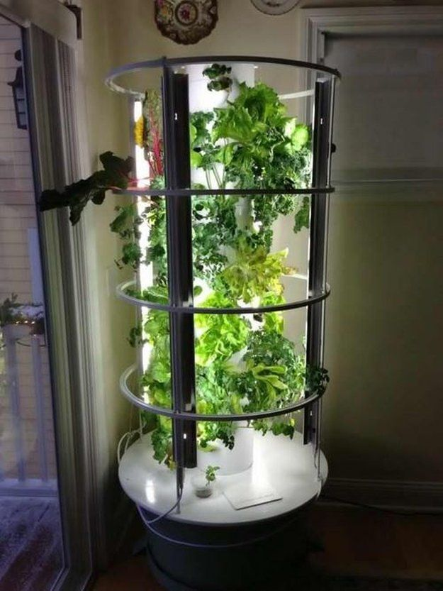 27 Incredible Tower Garden Ideas For Homesteading In
