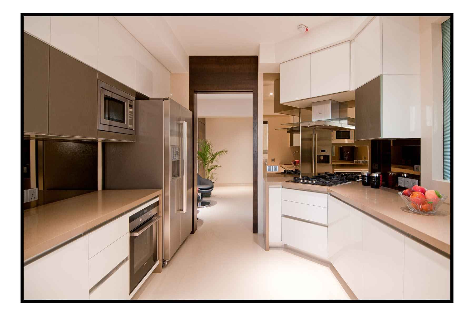 Perfect Cool Kitchen Design By Sameer Panchal, Architect In Mumbai, Maharashtra,  India