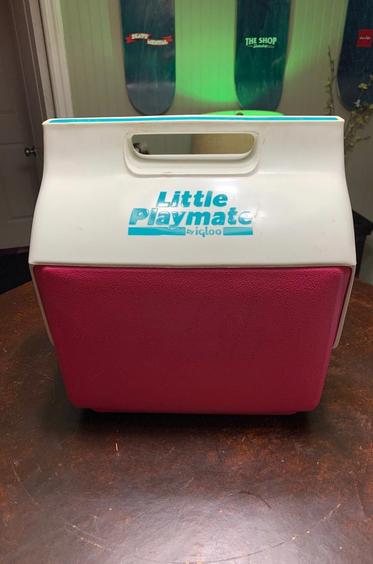 Vintage Little PlayMate By Igloo Cooler in 2020 Igloo