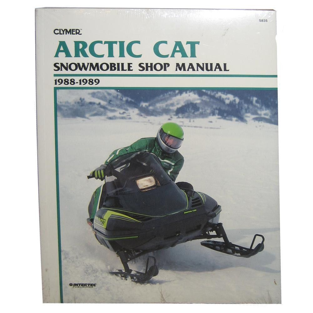 Arctic Cat Snowmobile, snowmobile manuals are the No. 1 source for DIY  enthusiasts requiring maintenance, troubleshooting and repair information