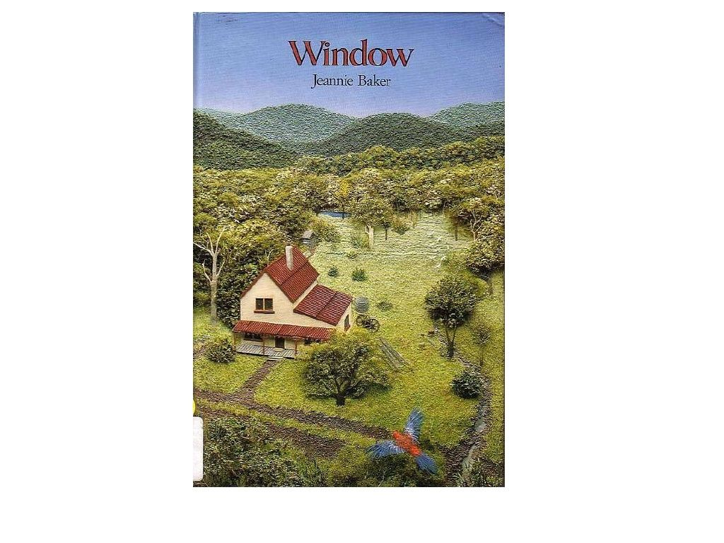 Windows by Jeanie Baker - my absolute FAVOURITE resource for