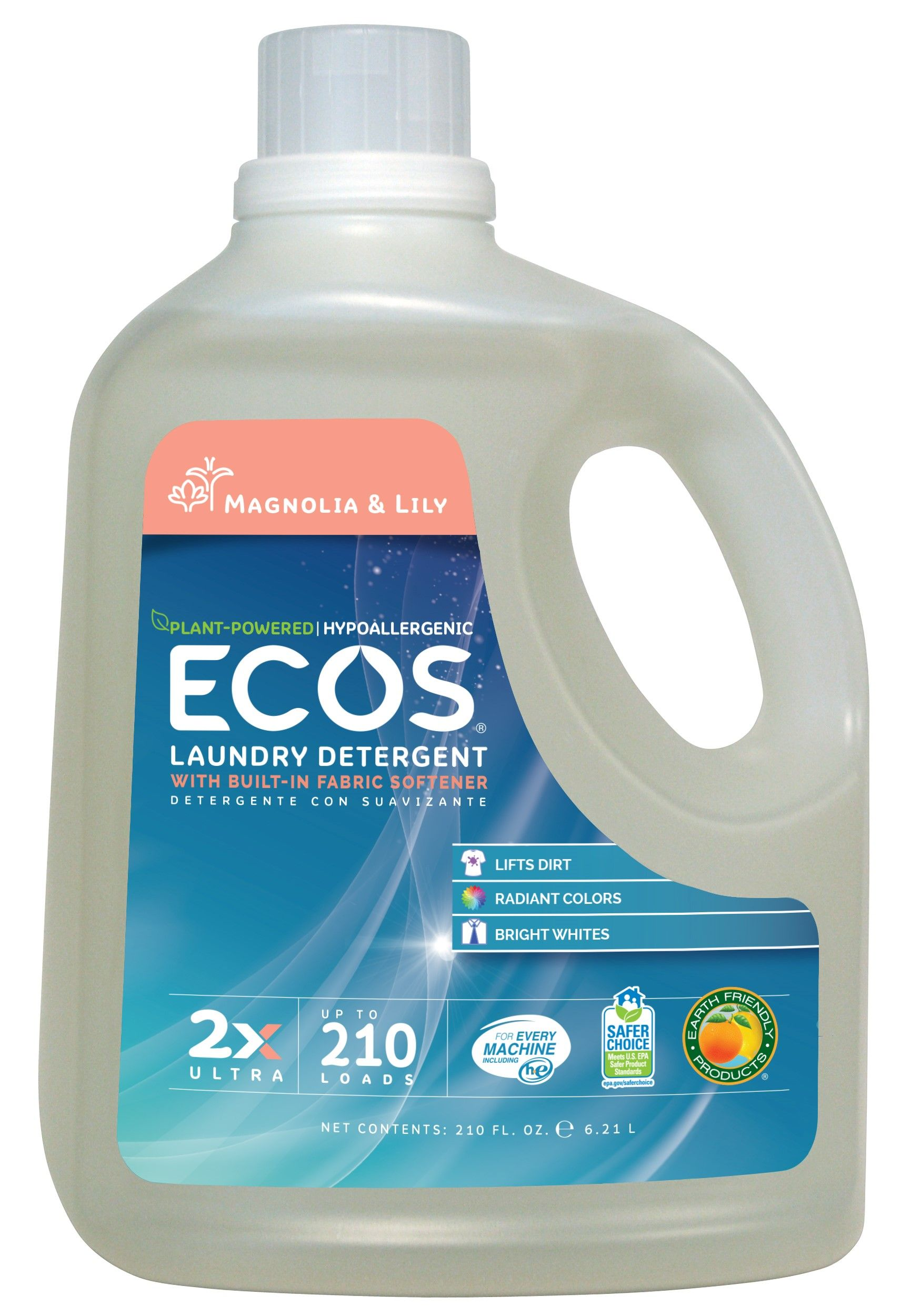 Stock Up On Ecos Laundry Detergent For 8 49 At Costco From Now