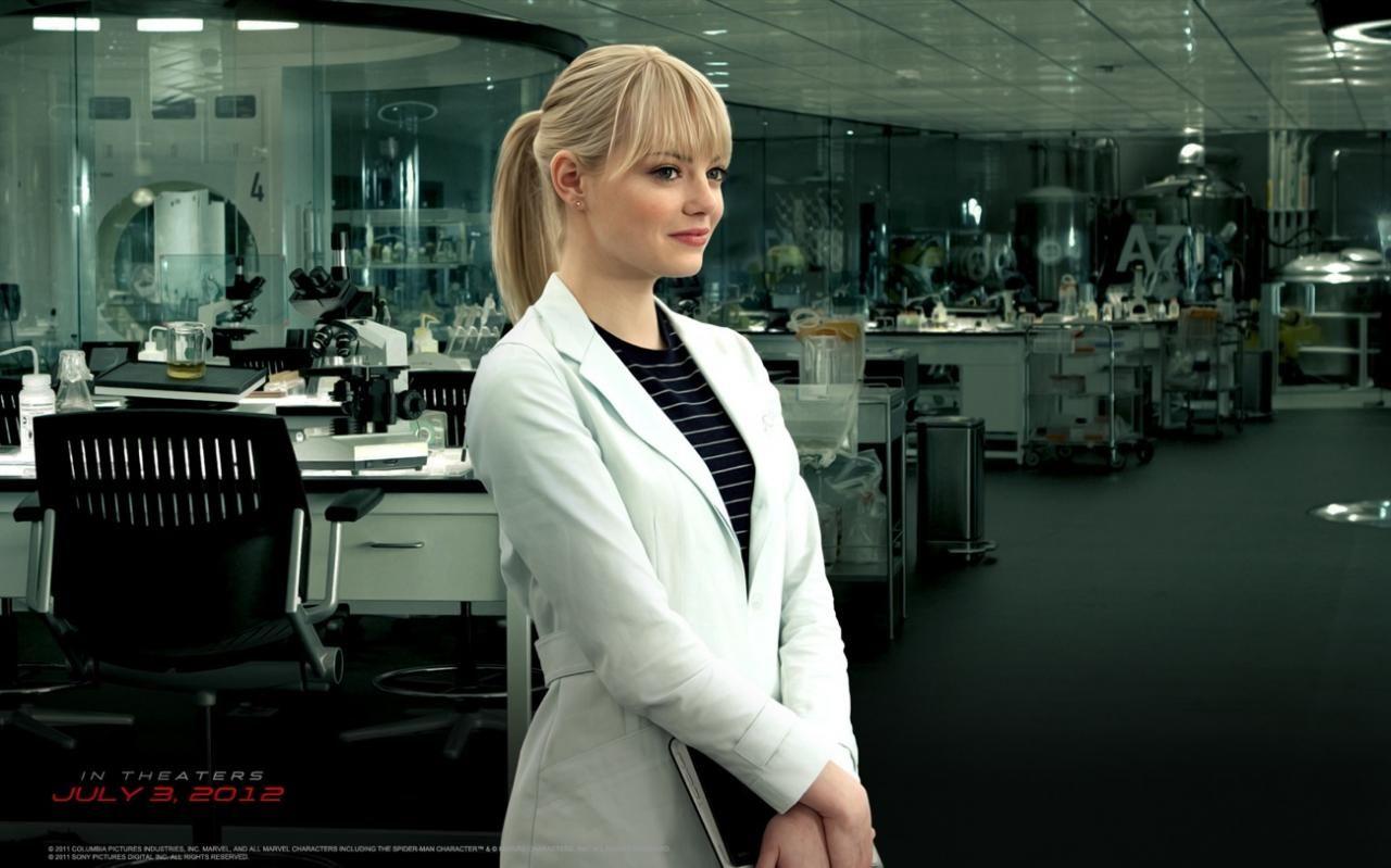 Gwendolyne Stacy | Emma stone gwen stacy, Actress emma stone, Gwen stacy
