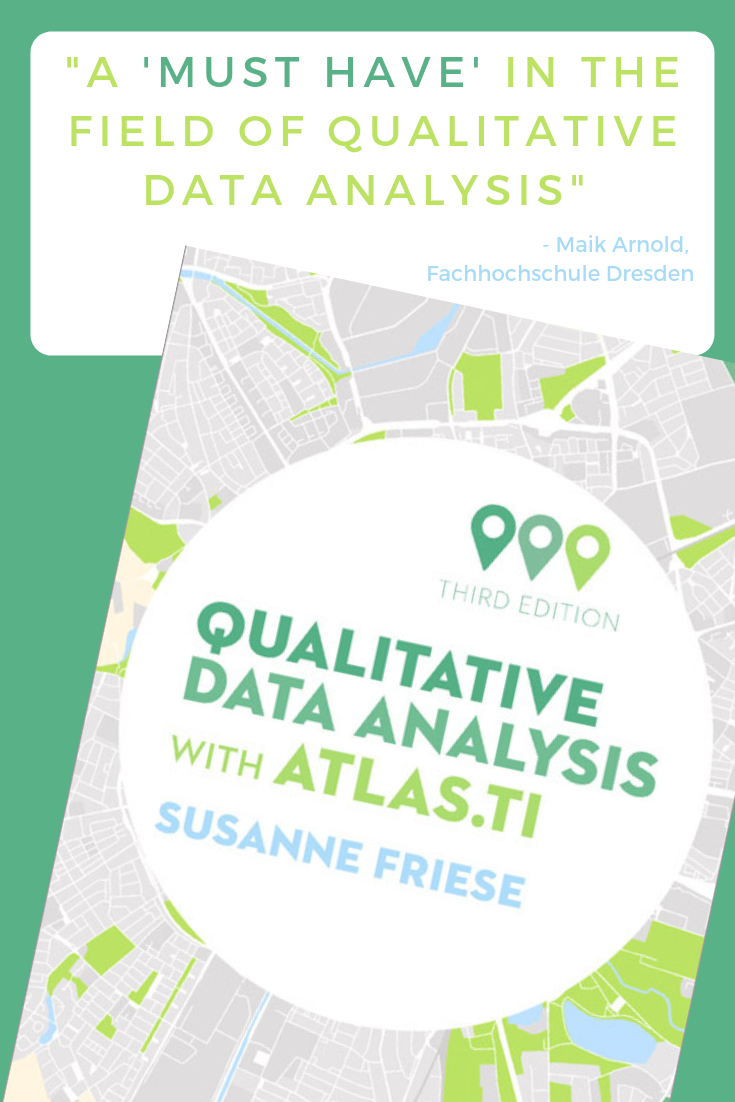 Qualitative Data Analysi With Atla Ti Research Methods How To Cite A Book Chapter Apa 7th Edition