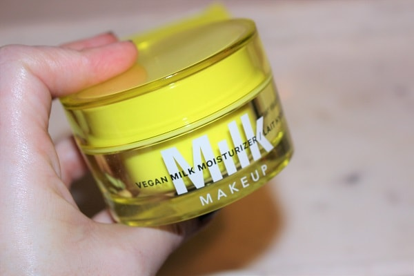 Milk Makeup Vegan Milk Moisturiser Review UK ReallyRee