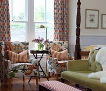 chairs and fabric are great!