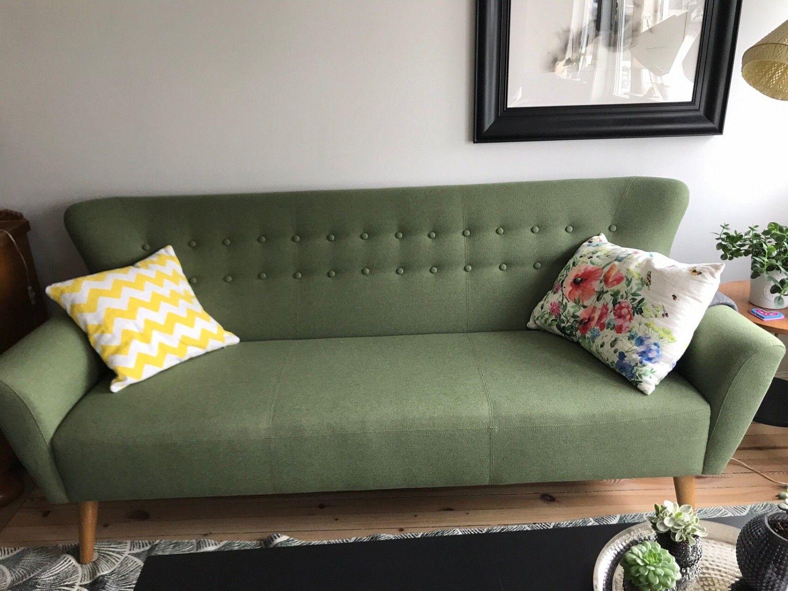 FINN – Ellen retro sofa fra Sofa pany som ny