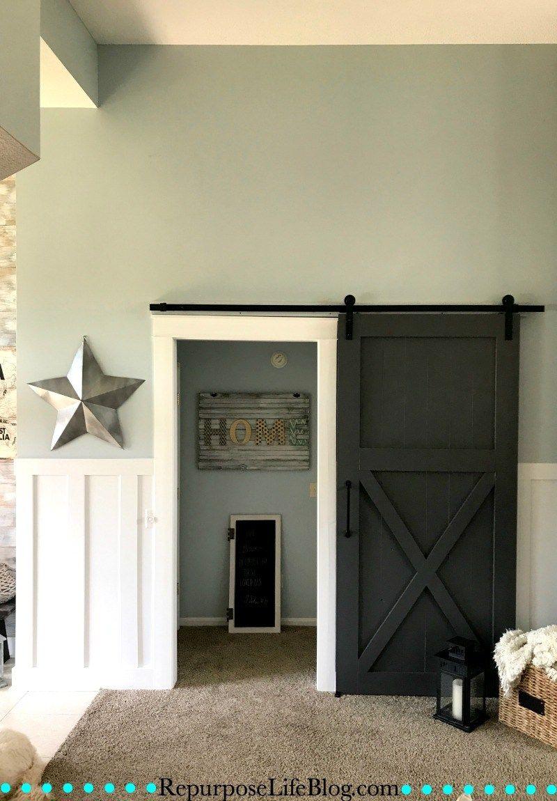 How To Make Your Own Sliding Barn Door Barn Doors Barn And Doors