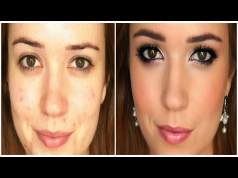 This girl is amazing with makeup.  (video)