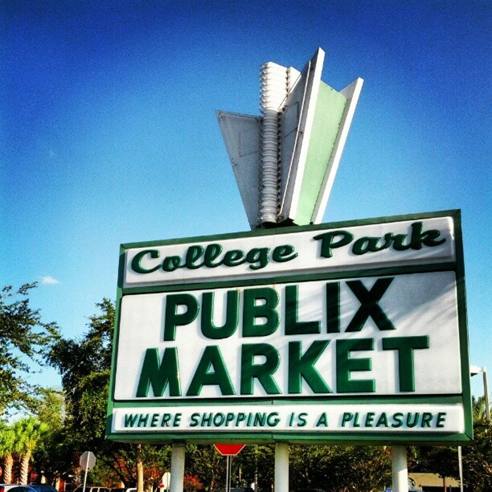 Publix Grocery Store in College Park