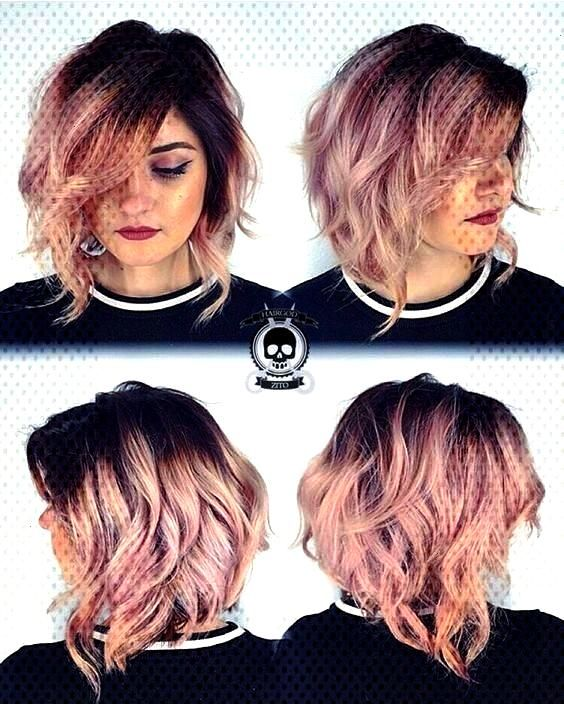 pretty pastel hair color ideas with blonde, silver, purple and pink highlights - hairstyle... 10 pr