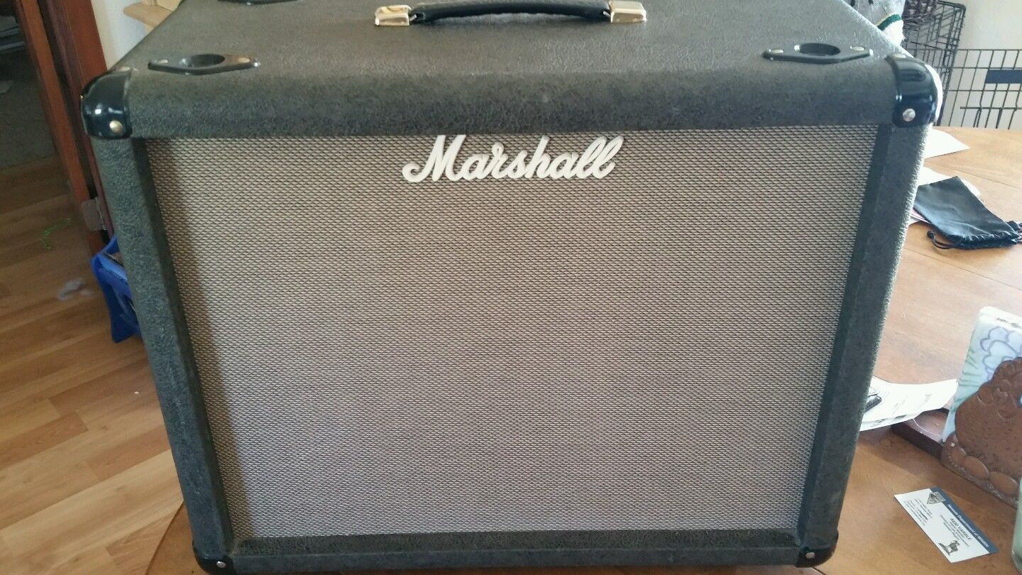 Marshall JTMC12 1x12 Extension Cabinet | Guitars, Musical ...