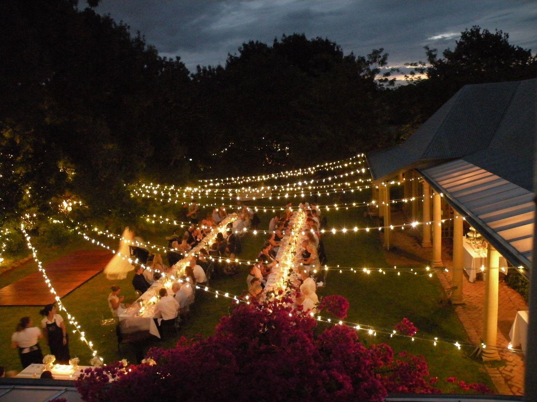 Romantic Wedding Garden Settings in the Adelaide Hills ...