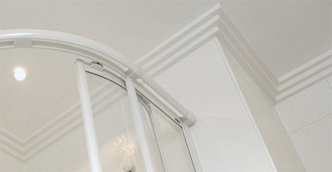 Memphis Crown Molding In The Bathroom  Molding  Pinterest Pleasing Bathroom Crown Molding Decorating Design