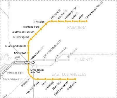 Gold line map soon to include azusa leg azusa ca pinterest gold line map soon to include azusa leg publicscrutiny Gallery