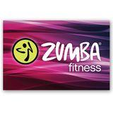 Zumba Banner 47 X 30 Horizontal Zumba Zumba Workout