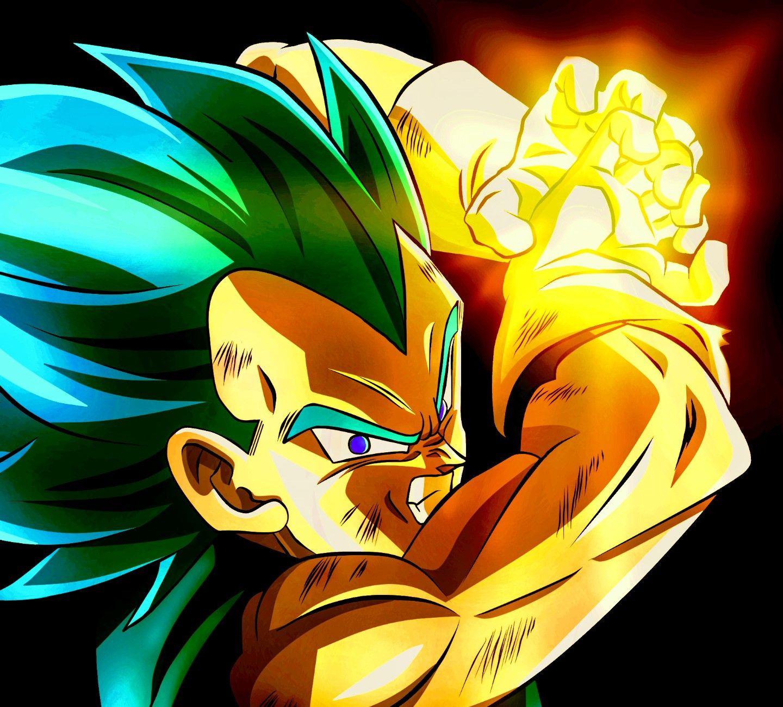 Vegeta Super Saiyan Blue, Dragon Ball Super (con imágenes