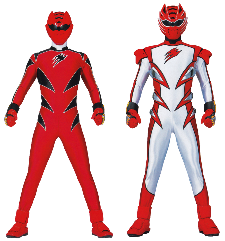Jungle Fury Red Ranger Transparent By Camo Flauge In 2020 Power Rangers Super Megaforce Power Rangers Jungle Fury Ranger